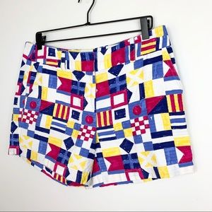 Vineyard Vines | Nautical Signal Print Shorts 10